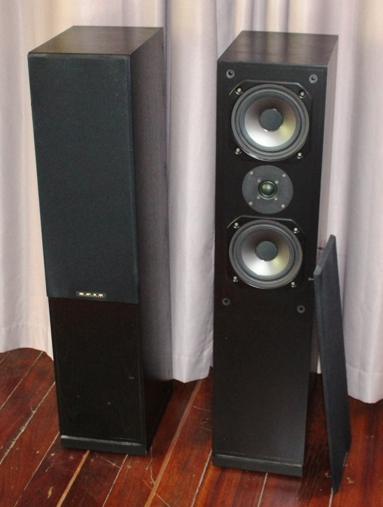 KRIX Lyrix floorstanding loudspeakers