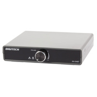 DIGITECH Portable Stereo Amplifier