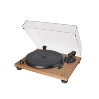 AUDIO TECHNICA LPW40WN Manual Belt-Drive Turntable
