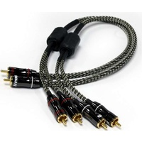 TRENDS AUDIO CQ-107 RCA splitter interconnects (0.47m pair)