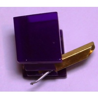 Shibata-style stylus assembly for Garrott K1, K2, K3 cartridges