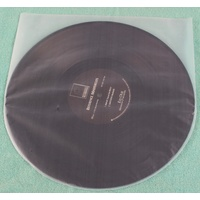 GLIDE anti-static Round Bottom Inner LP Sleeves (25) 50µ