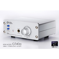 ADL GT-40 Alpha DAC ADC Phono Headphone Amp