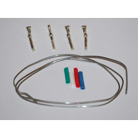 ISOKINETIK Cartridge clips silver plated