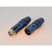 JELCO CP-806 XLR male connector