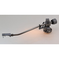 JELCO SA-750L oil damped tonearm with extra heavier counterweight (no cable)
