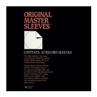 MOFI - MOBILE FIDELITY Master Sleeves (25)
