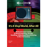 "MICHAEL FREMER's  ""Its a Vinyl World After All""  DVD"