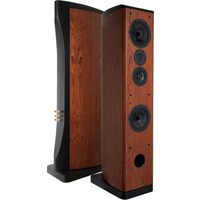 WHATMOUGH P33 Floor Standing Speakers - Bubinga Timber
