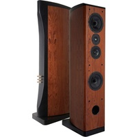 WHATMOUGH Signature P33i Floor Standing Speakers - Bubinga