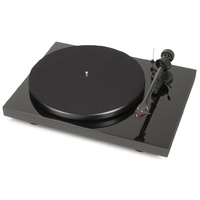 PRO-JECT Debut Carbon DC Turntable (FREE replacement stylus & In the Groove Record Cleaner included)