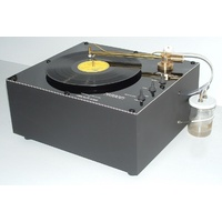 Loricraft PRC3 EVO Black professional record cleaning machine