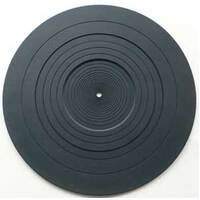 REK-O-KUT rubber turntable mat