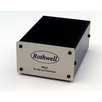 ROTHWELL  MCX moving coil step-up transformer