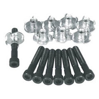 "Speaker mounting kit 1/4"" (8 bolts & T-nuts)"