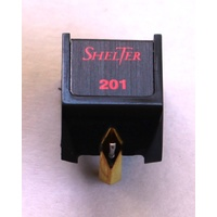 SHELTER stylus for Model 201 mm phono cartridge