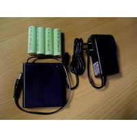Battery charger kit for UD10.1 and UD10.1 Lite