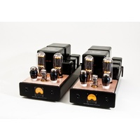 demo pair of ICON AUDIO Signature version  MB845 MkII monoblocks