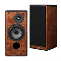 demo WHATMOUGH Signature 15 Standmount Monitor Speakers - Bubinga