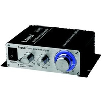 LEPAI LP-2020TI mini-amplifier with power supply