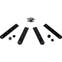 Outrigger Spike and Plate Set (pack of 4)
