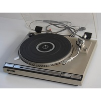 sh JVC L-A55 auto-return direct drive Turntable