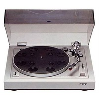 SONY PS-2350 turntable