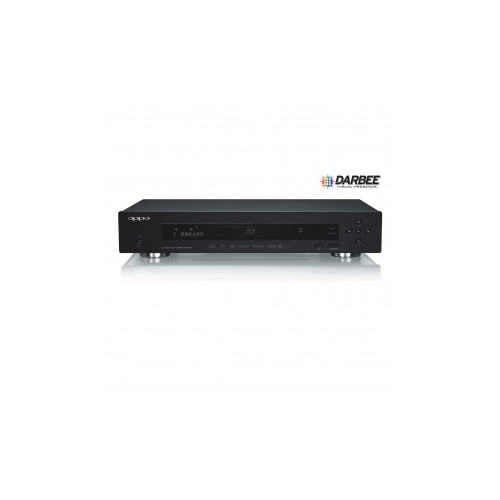 OPPO BDP-103D Darbee Edition Blu-ray Disc Player
