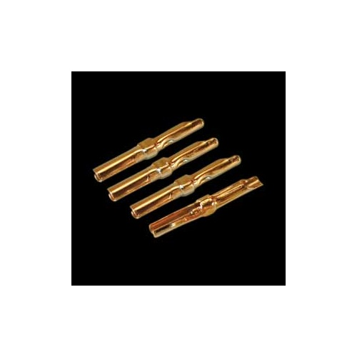 CARDAS gold plated cartridge clips (pack of 4)