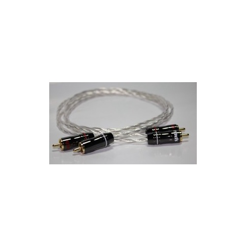 TRENDS AUDIO CQ-221 Silver Audiophile audio cables (1.5m pair)