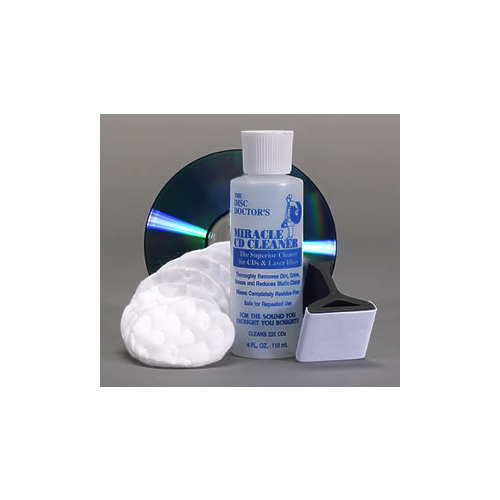 DISC DOCTOR CD Cleaner Kit