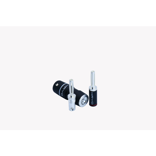 KRYO banana connector (2 pairs)