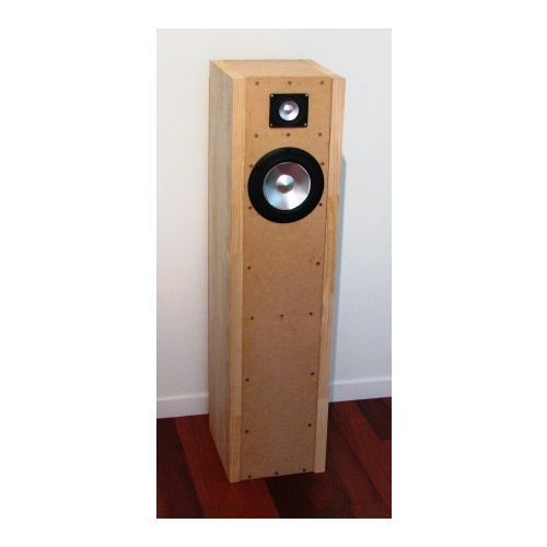 FS60125 Floorstanding Speaker Kit drivers