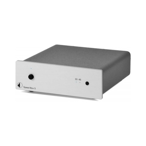 PRO-JECT Speed Box S electronic speed control (Colour:Black)