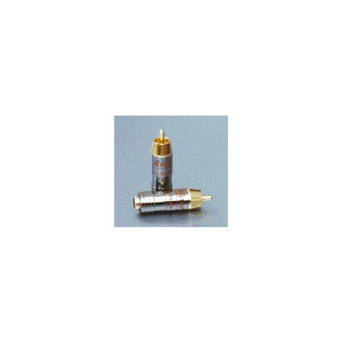 ROTHWELL in-line RCA audio attenuators (pair)(Model:10dB)