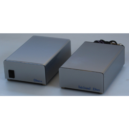Dino Mk2 mm/mc phono stage with Dino+ power supply