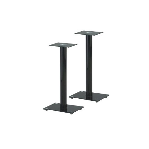 Deluxe Speaker Stands - single pole 570mm pair