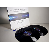 All in One Cartridge Setup Software & Test LPs