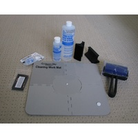 ^DISC DOCTOR Complete Kit ( fluid, brushes, stylus cleaner + ITGRC + CWM )