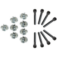 Speaker mounting kit #8-32 (8 bolts & T-nuts)
