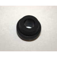 Large black rubber grommet (each)