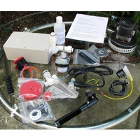 MOTH Record Cleaning Machine MkII kit