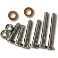 Headshell mounting screw set