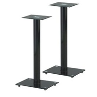 Deluxe Speaker Stands - single pole 570mm (pair)